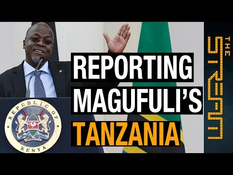 🇹🇿 Can journalists report freely in Tanzania? | The Stream