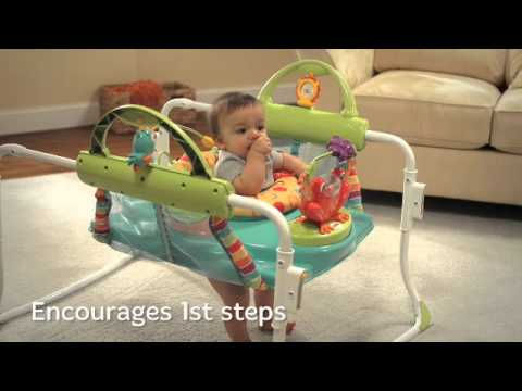 Fisher-Price Step 'n Play Jumperoo | Toys R Us Canada