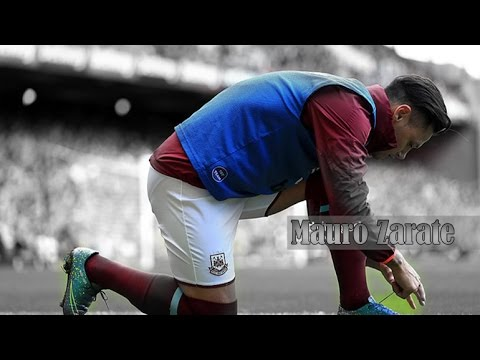 Mauro Zarate | West Ham | Amazing Skill Show