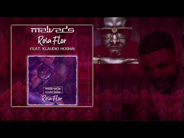 Dj Malvado Feat. Klaudio Hoshai - Rosa Flor (2019)