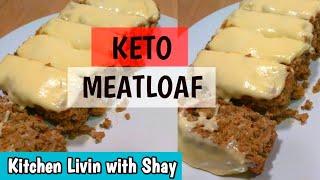KETO MEATLOAF | Keto Recipes | #vlogtober