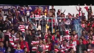 Penyebab rusuhnya Suporter Madura United Vs Arema