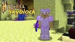 Das große END UPDATE ist da! - Minecraft Hypixel Skyblock #16