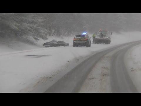 Brattleboro, VT Winter Storm - 12/29/2016