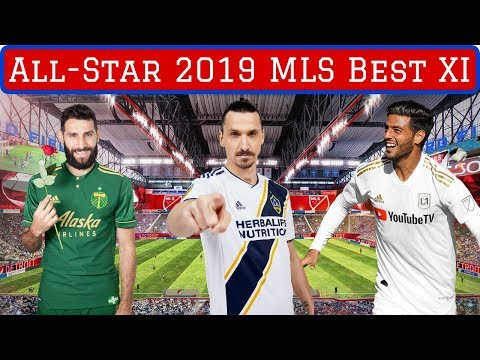 All-Star MLS Best XI (2019)