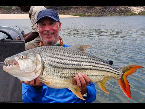 Tigerfishing On The Zambezi 2018