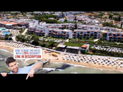 Alexander Beach Hotel & Village, Malia, Greece,  HD Review