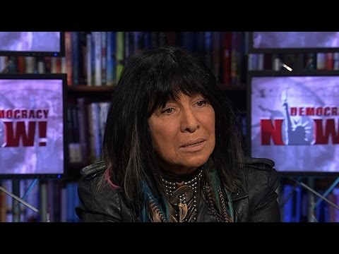Legendary Native American Singer-Songwriter Buffy Sainte-Marie on Five Decades of Music, Activism