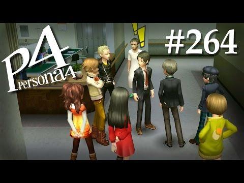 Persona 4 ᴴᴰ (Part 264 - December 5 - Judgement Rank 4-5, Star Max) [PS2, No Commentary]