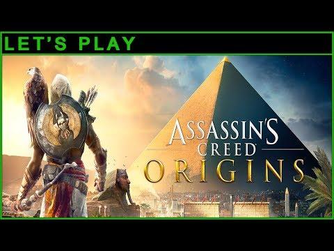 #3. Armes, Equipement et Aptitudes... → Assassin'S Creed Origins (let's play - gameplay fr)