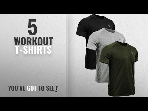top-10-workout-t-shirts-for-men:-neleus-men's-3-pack-mesh-athletic-running-t