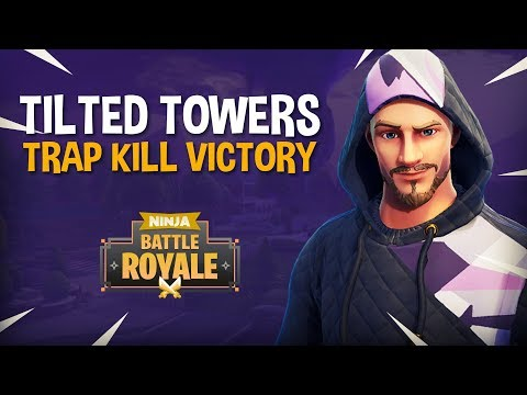 Tilted Towers: Trap Kill Victory!! - Fortnite Battle Royale Gameplay - Ninja & KingRichard thumbnail