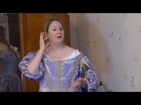 Historical clothing - 17th century