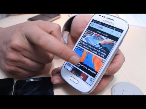Samsung Galaxy SIII mini: unboxing y primeras impresiones