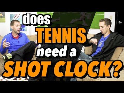 Does Tennis Need a Shot Clock?