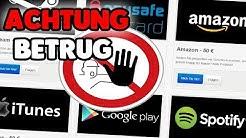"""Betrug durch """"kostenlose"""" Gutscheine - ⚠️ Vorsicht Abofalle"""