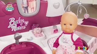 Domček pre bábiku Violette Baby Nurse Large Doll's