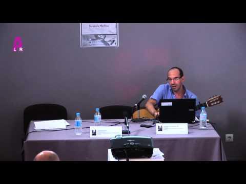 Dr. Francisco Javier Escobar Borrego: «La música flamenca y la poesía»