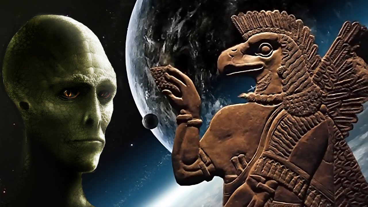 Image result for anunnaki y los reptilianos