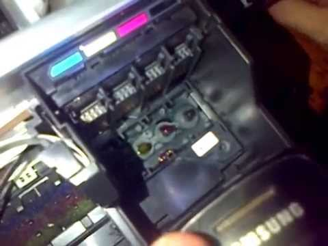 How To Fix Printer Cartridge Epson T13