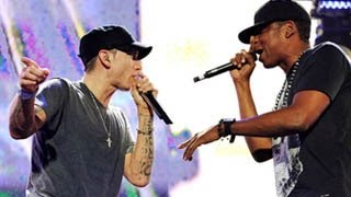 Eminem Vs. Jay-z (Must Watch)