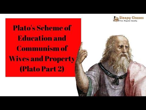 Plato Part 2
