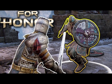 TO BATTLE!! - For Honour BETA | First Impressions