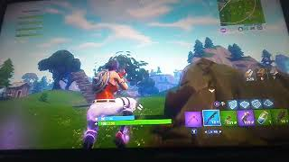 YOU CAN RUN BUT YOU CAN'T HIDE!| Fortnite with 0 Kills victory royal!