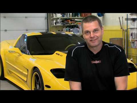 Virittäjät Ahvenisto - Chevrolet Corvette C5 Ja Dodge Stealth RT
