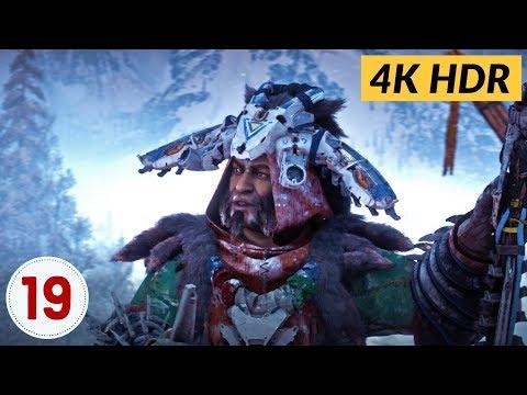 The Shaman's Path. Ep.19 - Horizon Zero Dawn: The Frozen Wilds [4K HDR]