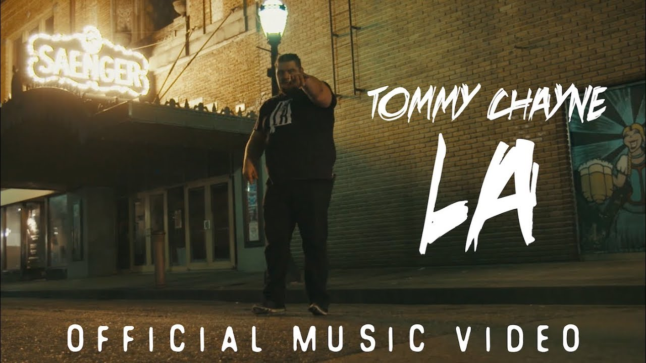 Tommy Chayne - L A  (Official Music Video)