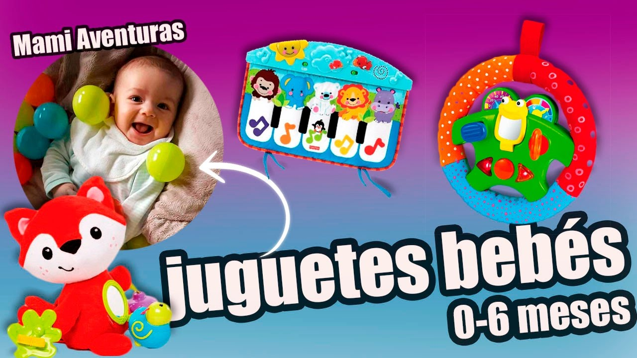 Regalos Para Bebes De Un Mes.Juguetes Para Bebes De 0 A 6 Meses