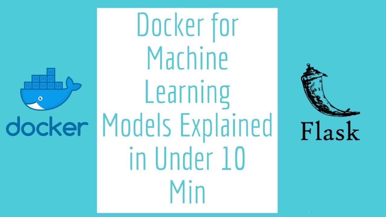 Containerize Your Machine Learning Model in Under 10 Min with Docker