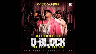 Grindtography Presents - The Lox  - Welcome To D-Block Mixtape by DJ TRAVERSE
