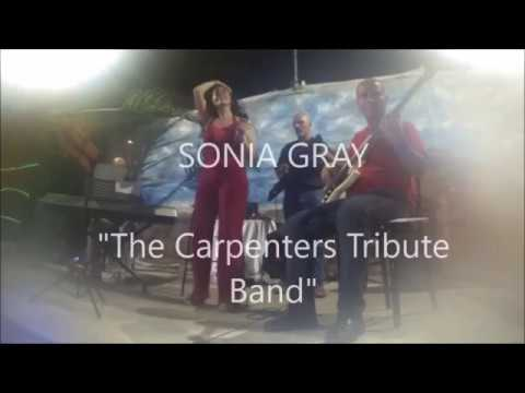 Sonia Gray -Jambalaya (The Carpenters Tribute Band Bcn)