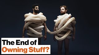 Why Buy Things You Only Use Once? Enter the Subscription Economy | Kevin Kelly