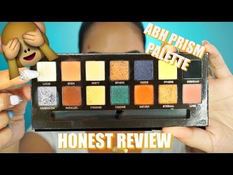 ANASTASIA BEVERLY HILLS PRISM PALETTE | First Impressions + 3 looks