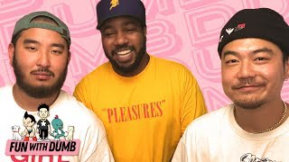 Chuck Inglish (the Cool Kids) - Fun With Dumb - Ep. 10 - ft. Koreatown Mike