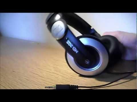 Sennheiser HD 205 Headphones Review
