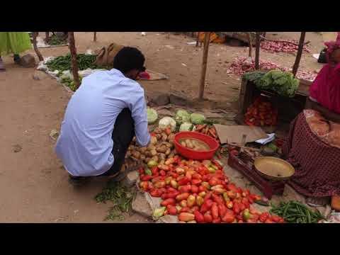 Massawa Friday market, Eritrea マッサワの金曜マーケット