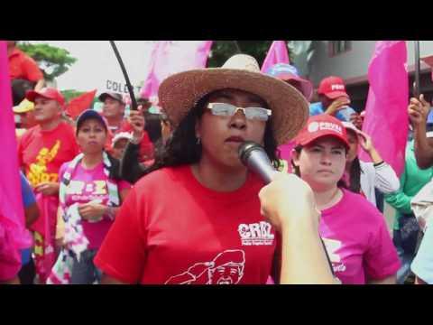 Zuleima Vergel - Venezuela decidió ser libre y soberana