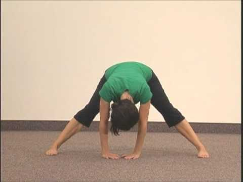 simple 1 min yoga pose for beginners  beyond 1st chakra