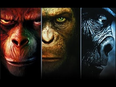 Planet of the Apes Movies Ranking - Part 2