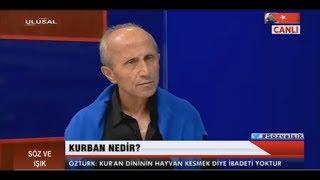 Prof Dr Ya Ar Nuri Ozturk Quot Kur 39 An Dininin 39 Hayvan Kesmek 39 Diye Bir Ibadeti Yoktur Quot