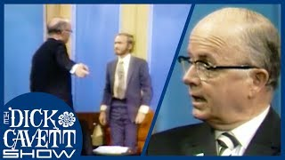 Lester Maddox Storms Off The Show | The Dick Cavett Show