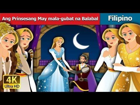 Ang Prinsesang May Mala-gubat Na Balabal | Kwentong Pambata | Filipino Fairy Tales