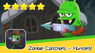 Zombie Catchers - Hunters Day13 Walkthrough 100% zombie hunting action Recommend index five stars