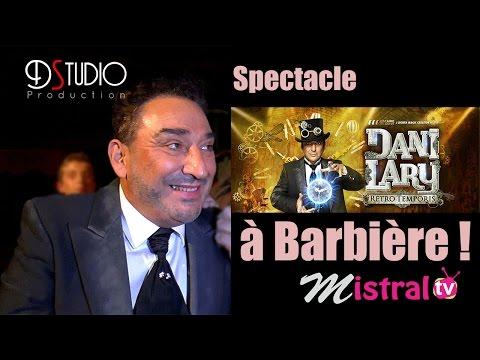 Locale à la Une - Retro Temporis de Dani Lary à Barbières