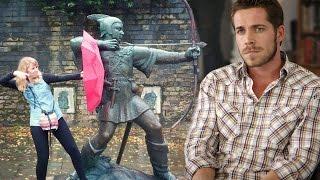 Olsivlog#129 - Podkochuję się w Robin Hoodzie [06.10.2015]