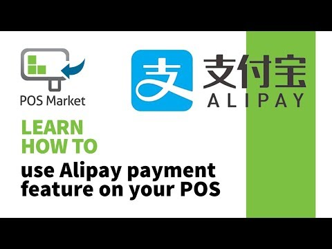 Pay with Alipay Integration | Alipay Payment | POS Market